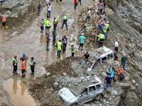 Artvin'deki selde kaybolan 3 kişinin cansız bedenine ulaşıldı