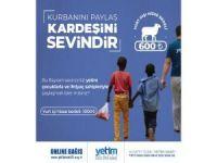 Yetim Vakfı, Türkiye ile birlikte Afrika'da kurban organizasyonu düzenleyecek