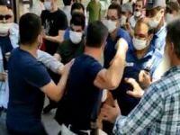 Esnaf ve vatandaşlardan 'orantısız güç kullanan polis'e tepki