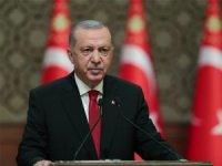 Cumhurbaşkanı Erdoğan yüz yüze eğitimin genişleyeceğini açıkladı