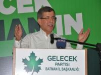 """Davutoğlu: """"Eski Türkiye'ye dönüş süreci yaşanıyor"""""""