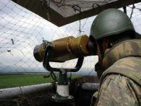 MSB: Barış Pınarı Bölgesinde PKK/YPG'nin saldırı girişimi önlendi