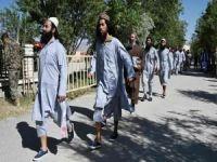 Afganistan'da 500 Taliban üyesi serbest bırakıldı