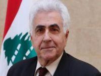 Lübnan Dışişleri Bakanı Nasif Hatti istifa etti