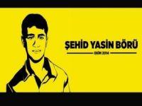 PKK'lıların katlettiği Yasin Börü ve arkadaşları unutulmadı