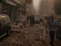 Beyrut'taki patlamada ölü ve yaralılar var