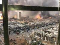 Beyrut Limanı'ndaki patlamada ölenlerin sayısı 113'e yükseldi