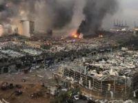 Beyrut'taki patlamada ölü sayısının artmasından endişe ediliyor