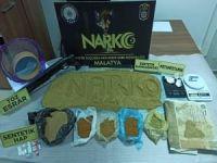 Malatya'da uyuşturucu ticaretinden 23 kişi tutuklandı