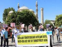 Malatya'dan, NATO üslerinin kapatılması için hükümete çağrı