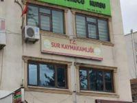 """Sur Kaymakamlığından """"Jandarmanın Kürtçe mevlid engellemesi"""" haberine ilişkin açıklama"""