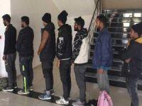 Ankara'da 19 düzensiz göçmen yakalandı