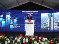 """Erdoğan: """"Büyük ve güçlü Türkiye hedefimize doğru kararlılıkla yürüyoruz"""""""