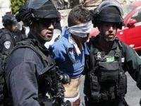 Siyonist işgalciler 12 Filistinliyi daha alıkoydu