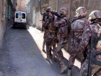 Gaziantep'te uyuşturucu operasyonu: 17 gözaltı