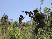 Pençe-Kaplan Operasyonunda 5 PKK'lı öldürüldü