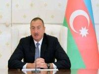 """Azerbaycan Cumhurbaşkanı Aliyev: """"Şehitlerimizin kanı yerde kalmayacak"""""""