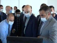 """Bakan Karaismailoğlu: """"Kulede yayın yapacak radyoların ilk test yayınları tamamlandı"""""""