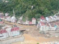Giresun'da sel felaketinde kaybolan 7 kişi aranıyor