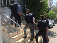 Diyarbakır merkezli PKK operasyonunda 9 gözaltı