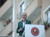 """Erdoğan: """"Hâlen beş insanımız kayıp, en son kaybımızı da bulana kadar çalışmalar sürecek"""""""