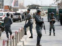Afganistan'da patlama: 3 polis öldü