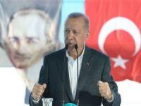"""Erdoğan: """"Dışarıdaki ve içerideki bozguncuların senaryoları birer birer deşifre oluyor"""""""