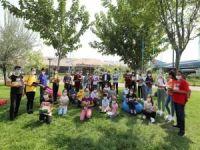 """Gaziantep'te """"Dünya Okuma Günü"""" etkinliği düzenlendi"""