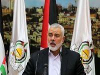 """İsmail Heniyye: """"Kudüs ve Mescid-i Aksa'daki terör eylemlerine karşılık vereceğiz"""""""
