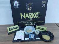 Malatya'da uyuşturucu operasyonu: 6 tutuklama