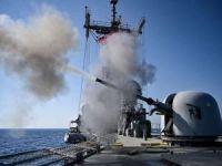 Doğu Akdeniz'de suüstü ve hava savunma atışları tatbikatı yapıldı