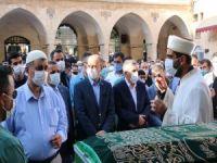 Molla Sabri Yazar Hazreti İbrahim Makamının yanında defnedildi