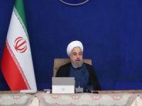 Ruhani: ABD'nin İran'a yönelik baskıları Washington'u yalnızlaştırdı