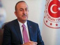 """Bakan Çavuşoğlu: """"Filistinli kardeşlerimizin yanındayız"""""""