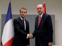 Fransa'dan Erdoğan-Macron görüşmesine ilişkin açıklama