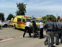 Siyonist işgalciler Filistinli 2 genci yaraladı