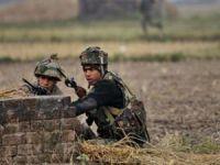Keşmir'deki çatışmalarda 2 Müslüman şehid oldu