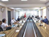 Van Ekonomi Konseyi, kent sorunlarının çözümü için bir araya geldi