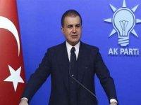 """AK Parti Sözcüsü Çelik: """"FETÖ ihanet projelerinin gönüllü kölesidir"""""""