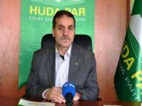 HÜDA PAR Bitlis İl Başkanı Gül'ün annesi vefat etti