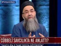 """Kinayeli sözleri ciddiye alınan Cübbeli yine çark etti: """"Boşa düştüm"""""""