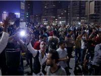 Mısır'da darbeci Sisi karşıtı gösteriler sürüyor