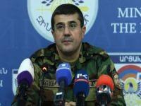 İşgal altındaki Dağlık Karabağ'ın sözde lideri: Düzinelerce kaybımız var!