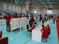Gaziantep'te düzenlenen TEKNOFEST büyük ilgi gördü