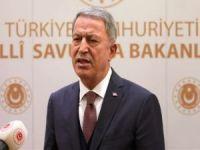 """Bakan Akar: """"Ermenistan derhal saldırılarını durdurmalı"""""""