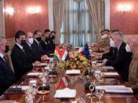 """Kürdistan Bölgesi Başkanı Neçirvan Barzani: """"Tehditlere karşı Kazimi'yi destekliyoruz"""""""