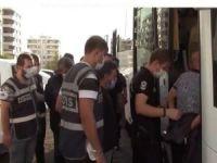 Şanlıurfa merkezli dolandırıcılık operasyonunda 34 kişi tutuklandı