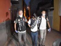 Adana'da helikopter destekli operasyon: 22 gözaltı