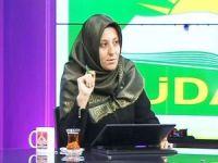 HÜDA PAR İstanbul İl kadın Kolları'ndan ahlaksız programlara tepki