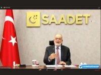 Saadet Partisi YİK Başkanlığına Temel Karamollaoğlu getirildi